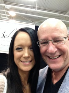 Krystal joinign me at the Indianapolis Bride Expo.