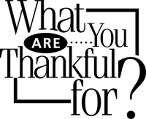 Are you thankful?  I am.  Merry Christmas to all of you.