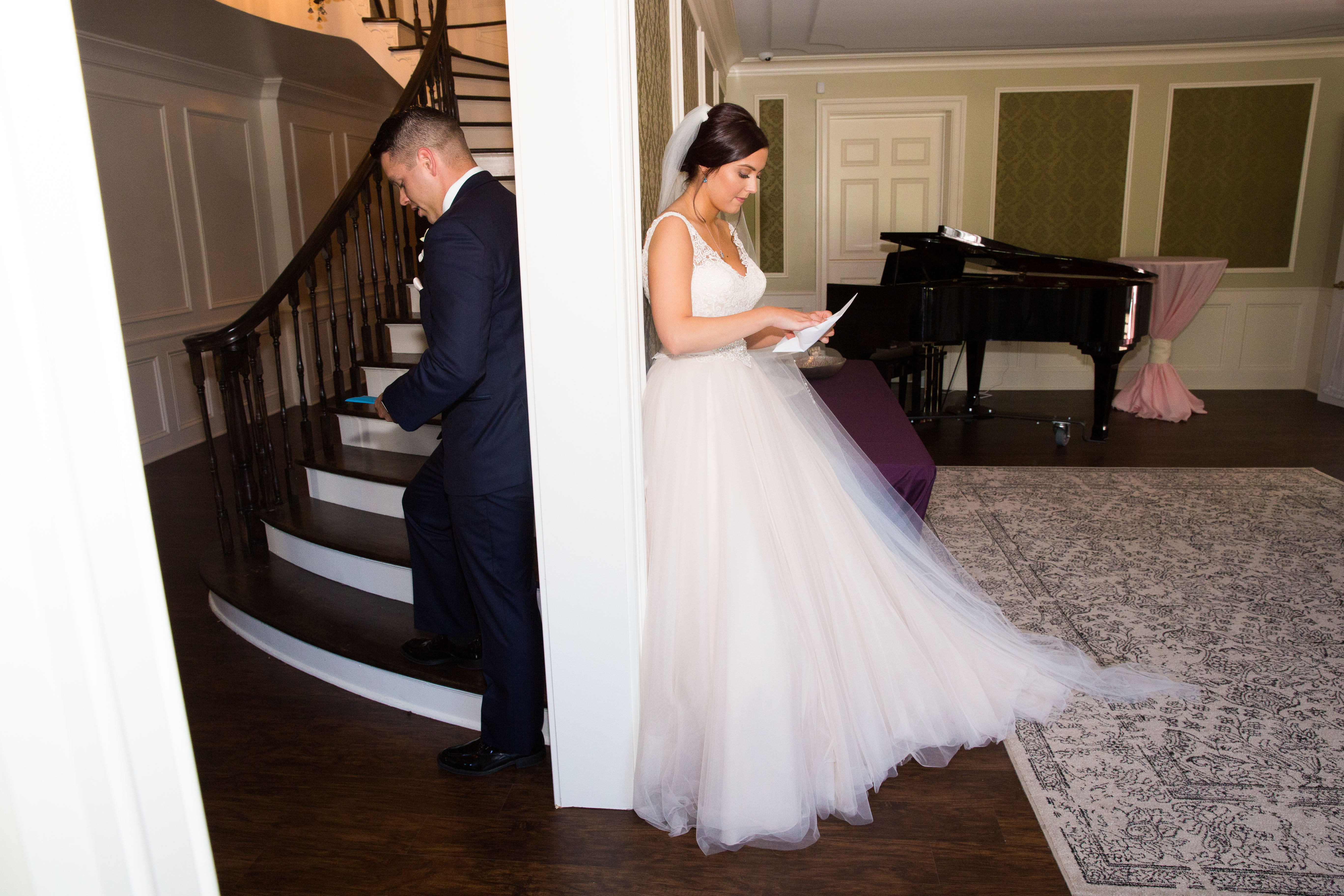 Intimate Moments to Share On Your Special Day